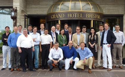 Διοικητικό Συμβούλιο Ευρωπαϊκής Ακαδημίας Πλαστικής Χειρουργικής Πρόσωπου (EAFPS) - Italy, Milano, Stresa,  13 - 14 May 2011