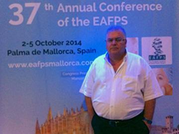 Ο Dr. med. B. Παυλιδέλης, ομιλητής στο 37ο Ετήσιο Συνέδριο της Ευρωπαϊκής Ακαδημίας Πλαστικής Χειρουργικής Προσώπου
