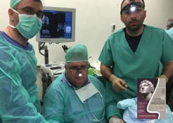 Ο Dr. med. B. Παυλιδέλης, Πρόεδρος της Ελληνικής Εταιρείας Πλαστικής Χειρουργικής Προσώπου, ηγήθηκε της ομάδας εκπαίδευσης στη ρινοπλαστική, στο 16ο Πανελλήνιο Συνέδριο Ρινολογίας, Θεσσαλονίκη, Απρίλιος 2016.